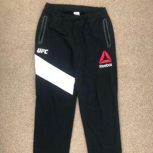 UFC Reebok walk out pants